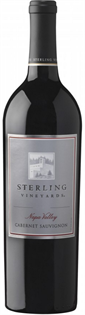 Sterling Vineyards Cabernet Sauvignon Napa Valley 2014 750ml